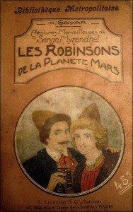 les robinsons de la planère Mars