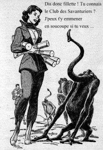 club des sAVANTURIERS