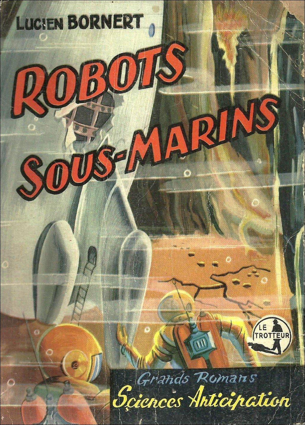 robots sous-marins