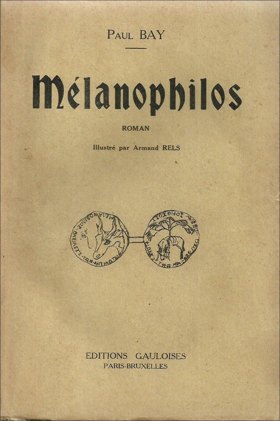 mélanophilos