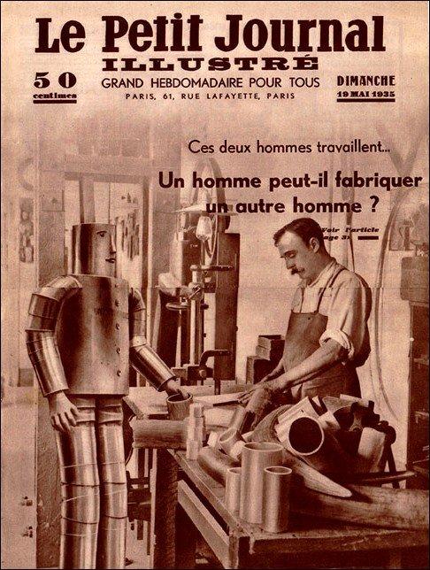 le petit journal illustré 1935