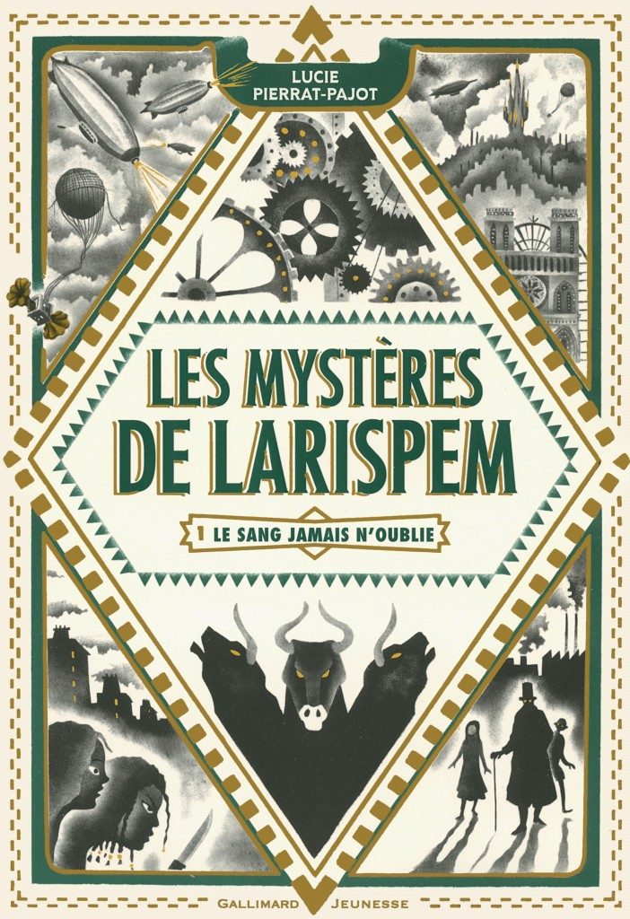 les mystéres de Larispem