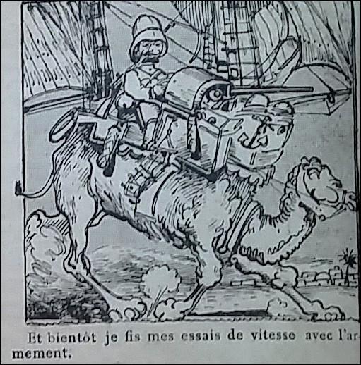 chameau 3