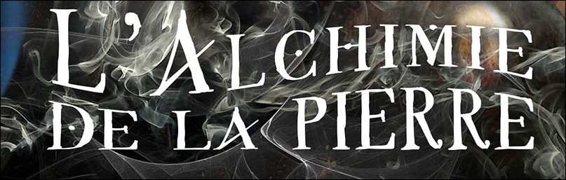 l'alchimie de la pierre logo