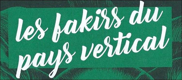 les fakirs du pays vertical logo