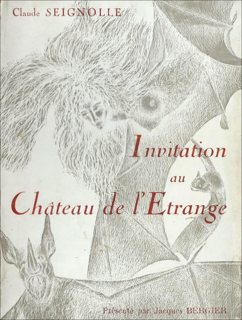 invitation au chateau de l'étrange