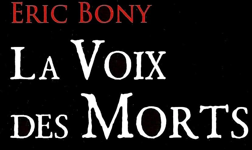 la voix des morts logo