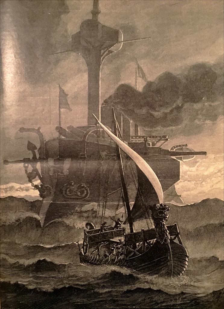 la vision des vikings image