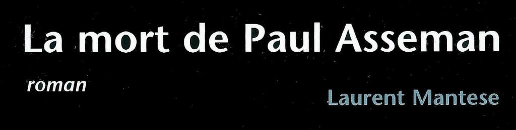 la mort de paul Asseman logo