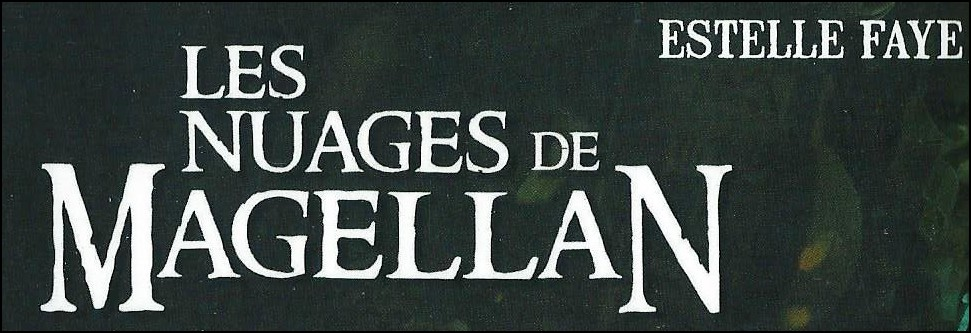 les nuages de Magellan logo