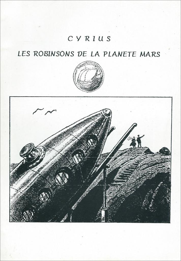 JPM Les robinsons de la planète Mars