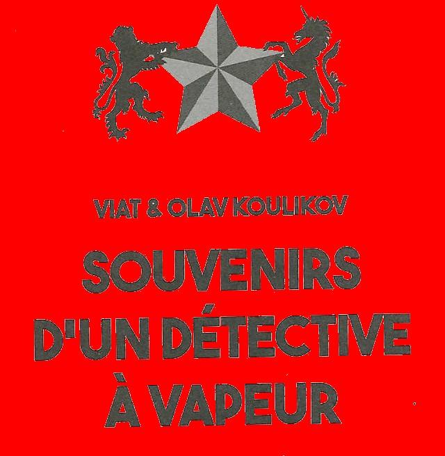 souvenirs d'un détective à vapeur logo
